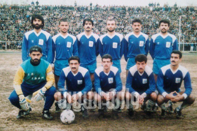 استقلال رشت - سال 69 - داماش گیلان