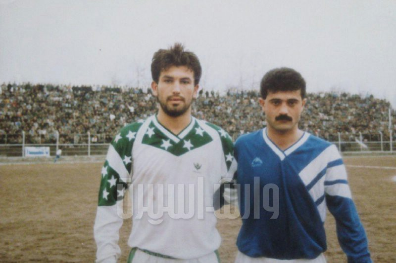 حمید استیلی و احمد پاک نژاد