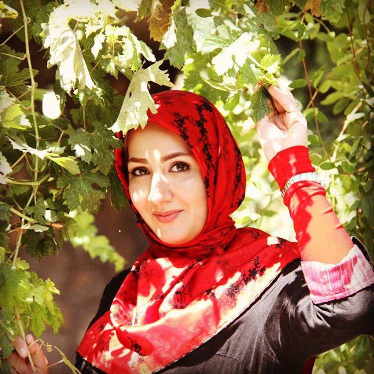 عکس شخصی گلاره جباری