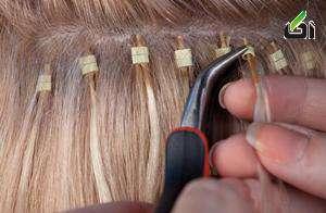 استنشن مو و آموزش آن