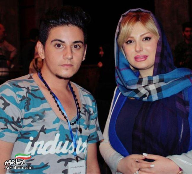جدیدترین عکس های نیوشا ضیغمی خرداد 95 , عکس های بازیگران