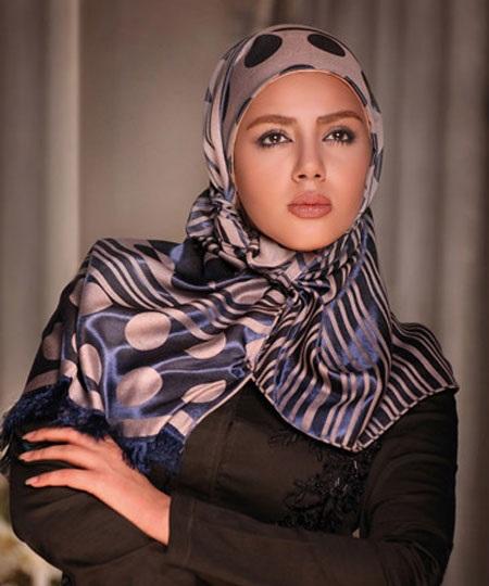 شال و روسری مدل جدید زیبا