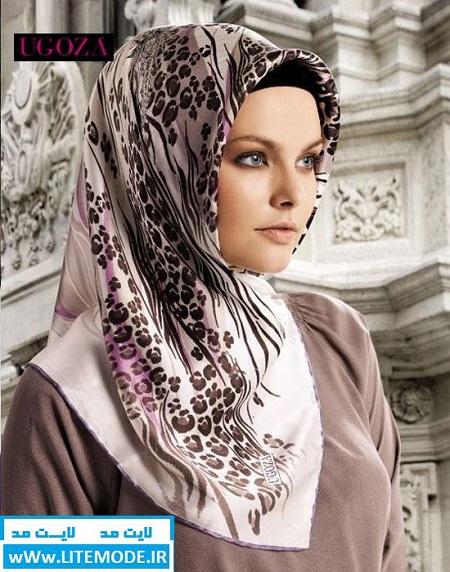 شال و روسری شیک زنانه 95