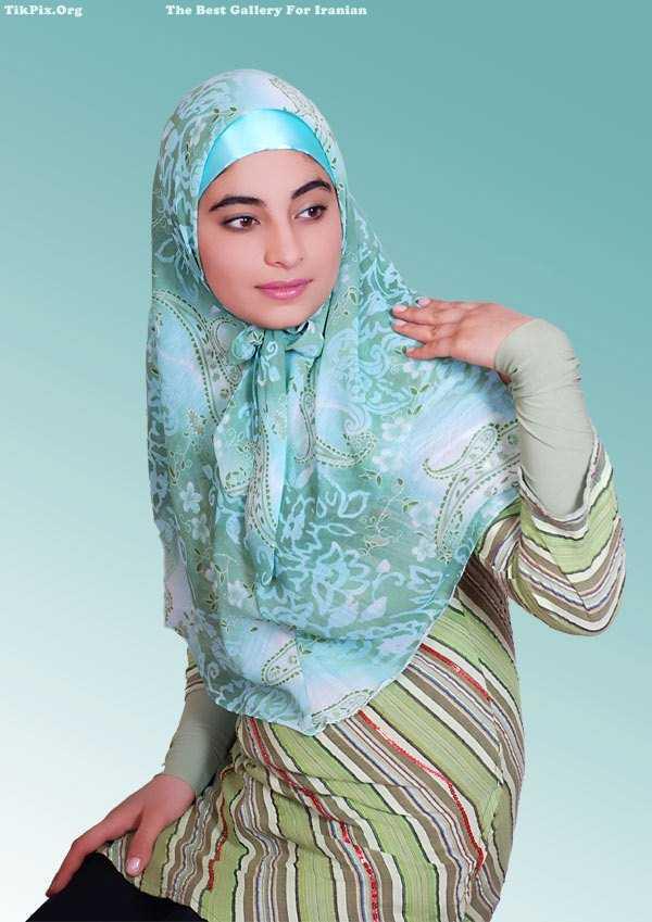 روسری و شال کرکان دخترانه