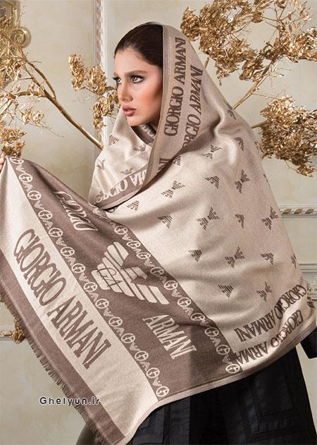 شال و روسری کرمان زیبا