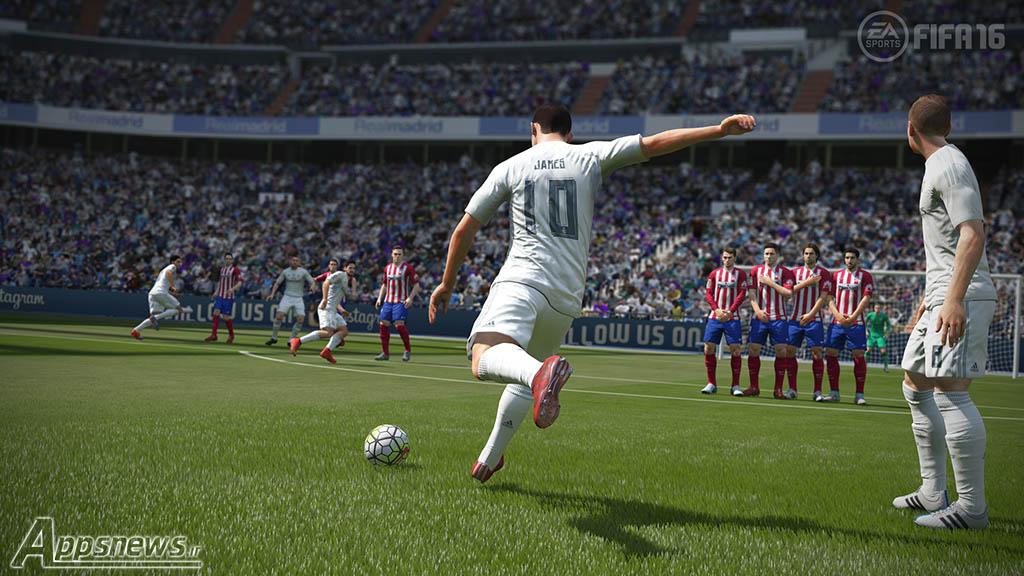 دانلود بازی FIFA 16 برای PC + کرک و فیلم آموزش نصب