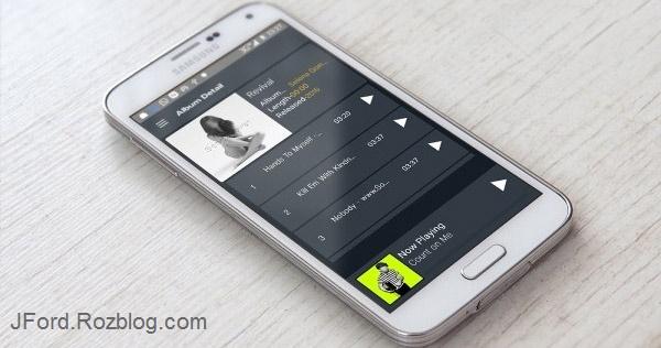 دانلود Best Music Player 1.0نرم افزار تست صدا برای خوانندگی و موزیک پلیر اندروید
