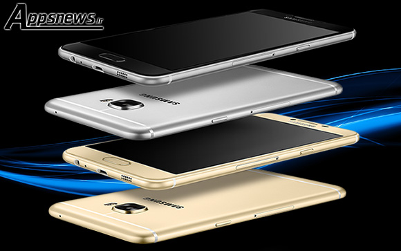 Samsung Galaxy C5 در چین رونمایی شد