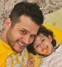 عکسهای جدید و بیوگرافی سیاوش خیرابی