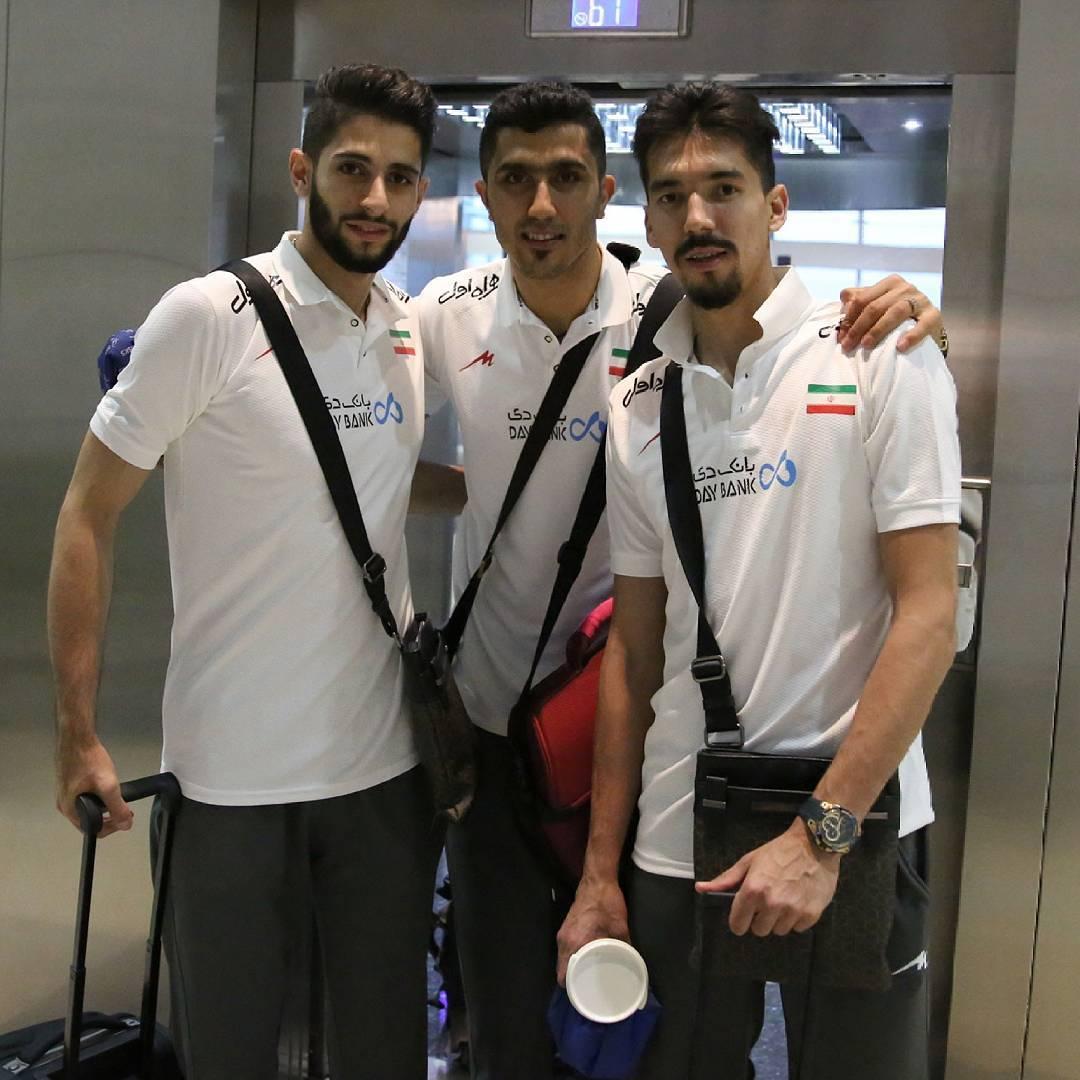 مجتبی میرزاجانپور در تیم ملی والیبال