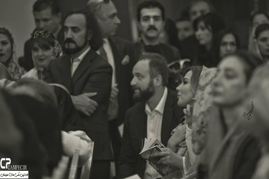 آنا نعمتی در حراج بزرگ آثار هنری در تهران