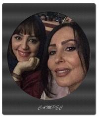 پرستو صالحی و لیلا برخورداری در کنسرت مهدی یراحی