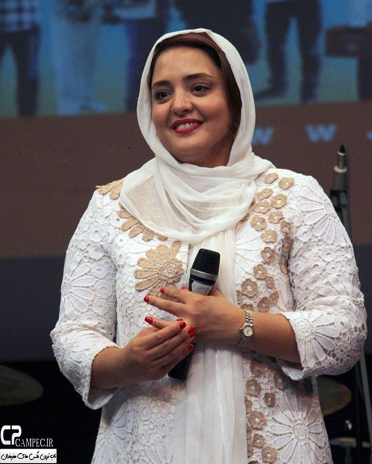 نرگس محمدی در بزرگداشت روز جوان
