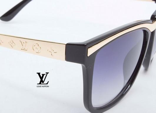 نمایی نزذیک عینک زنانه آفتابی لویی ویتون