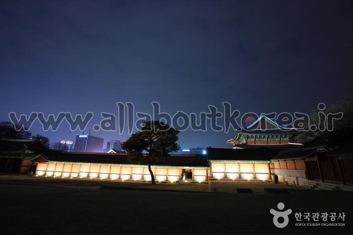 کاخ چانگ دیوک (창덕궁)