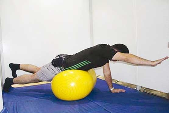 بهترین حرکات ورزشی برای جلوگیری از کمر درد , سلامت و پزشکی