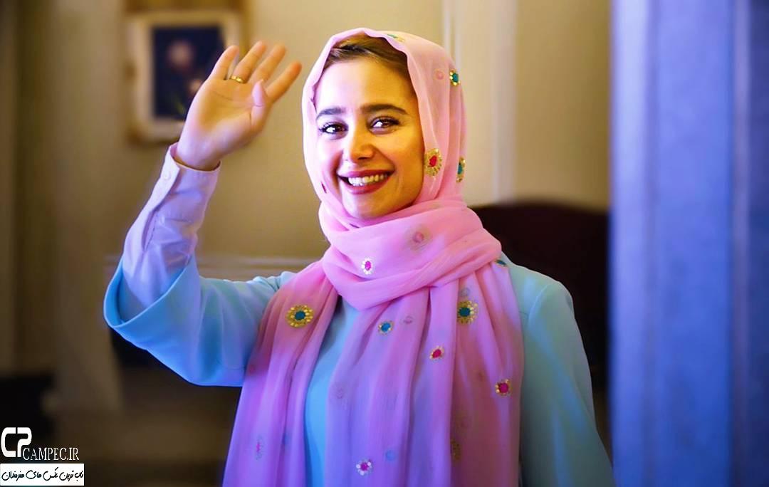 الناز حبیبی در برنامه صبح خلیج فارس