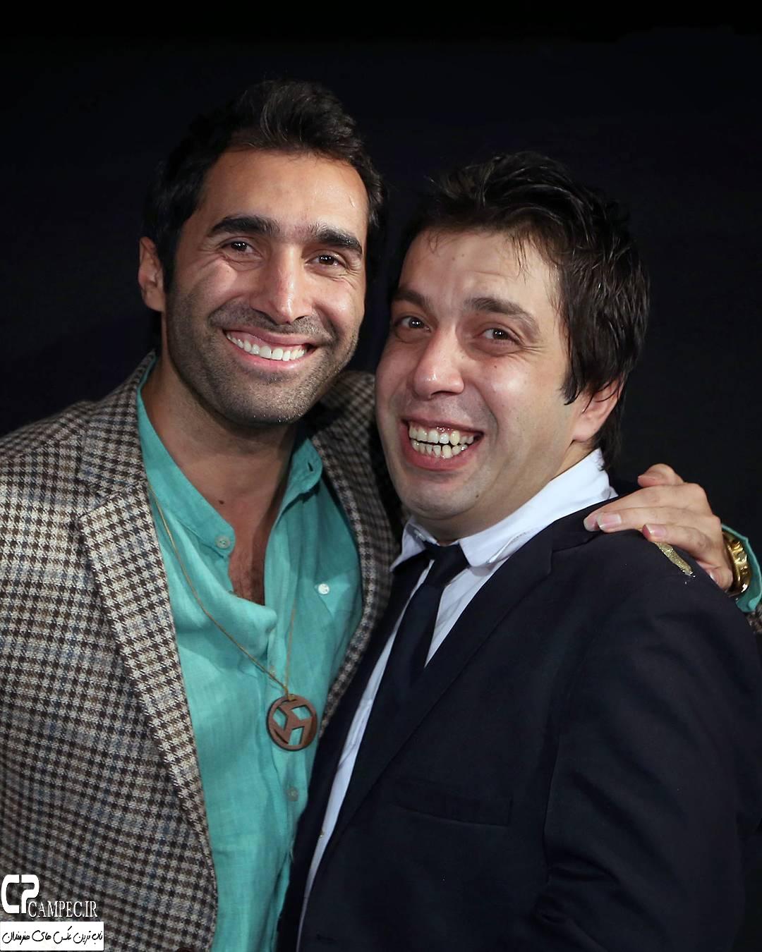 عباس جمشیدی فر و هادی کاظمی