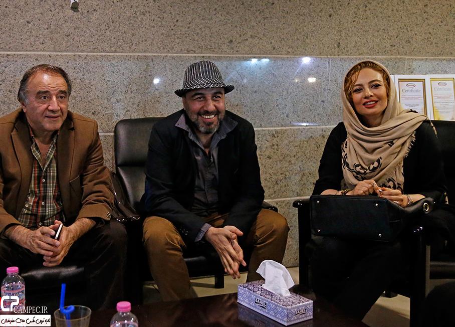 عکی جدید یکتا ناصر با رضا عطاران