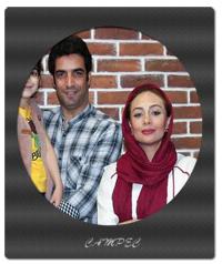 عکسهای یکتا ناصر با همسرش منوچهر هادی