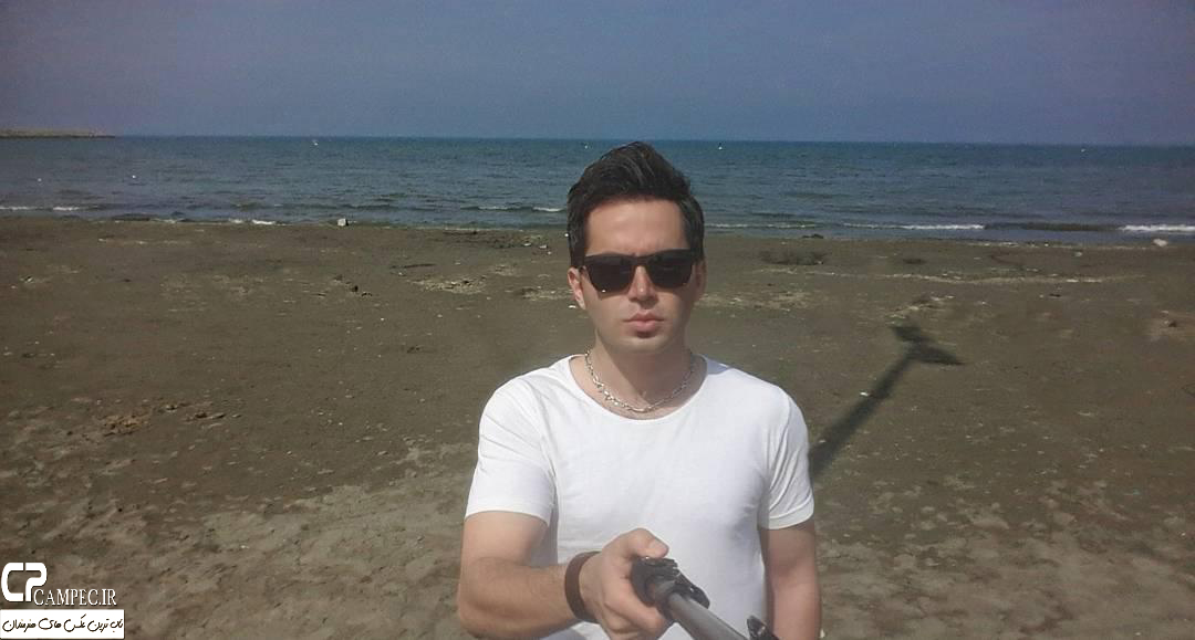 عکس شخصی شهنام شهابی