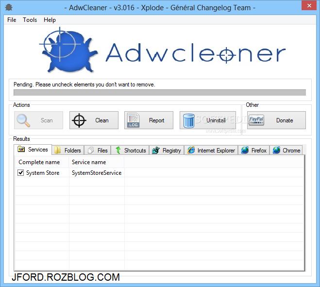 AdwCleaner 5.119 نرم افزار حذف برنامه های تبلیغاتی مزاحم در ویندوز