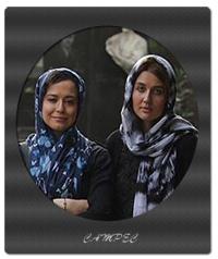 عکس سلفی و زیبای گلوریا هاردی با مهراوه شریفی نیا
