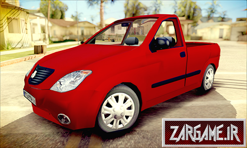 دانلود ماشین تیبا وانت برای GTA SanAndreas