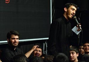دانلود مداحی جدید سه زبانه میثم مطیعی برای مدافعان حرم