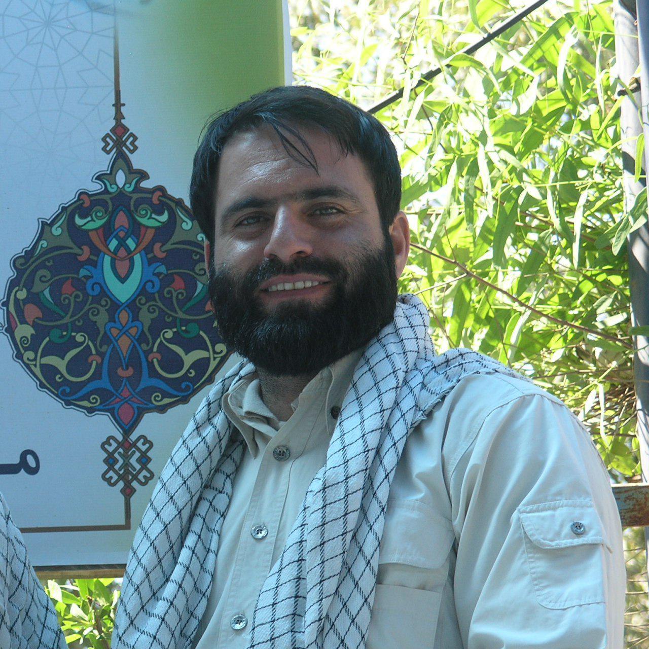 مدافعان حرم شهید عبدالمهدی کاظمی -<b><b> تلگرام</b> زندگی</b>
