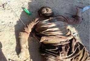 فرمانده داعش در تکریت کشته شد /عکس , بین الملل