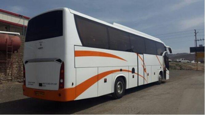 اخرین قیمت اتوبوس مارال اسکانیا اتوبوس