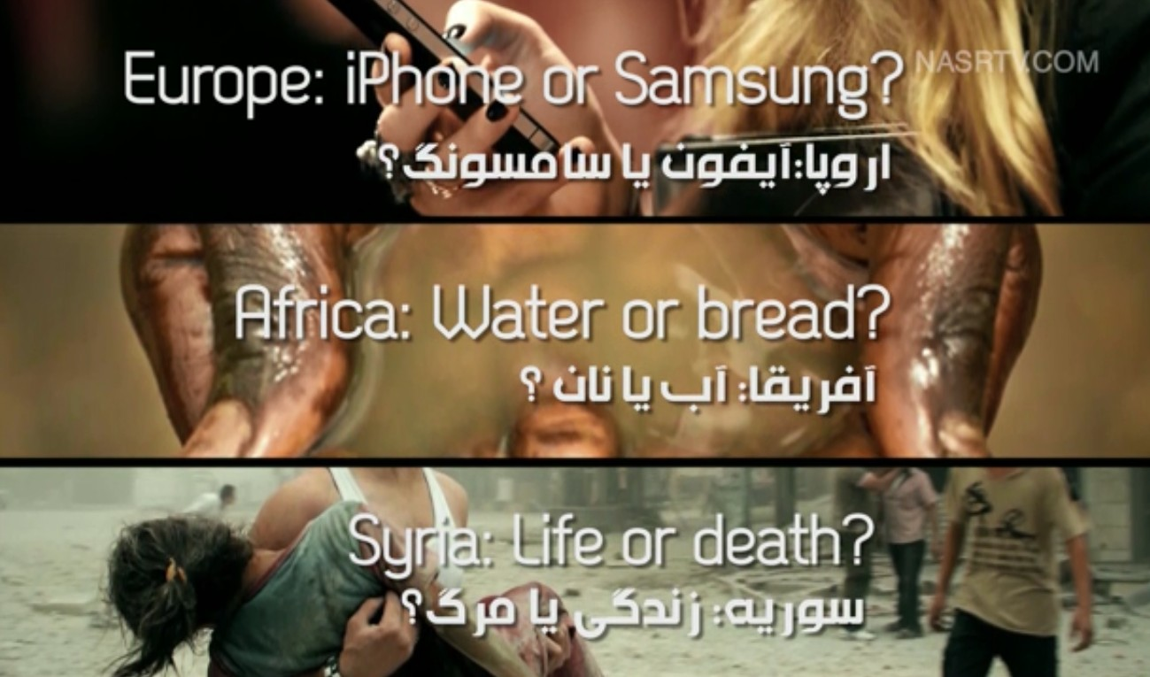 life in africa-life in syria-life or death-Who is responsible
