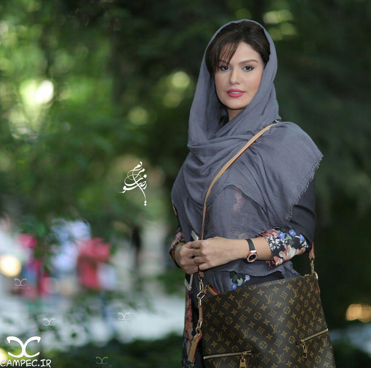 عکس زیبای رز رضوی خرداد 95