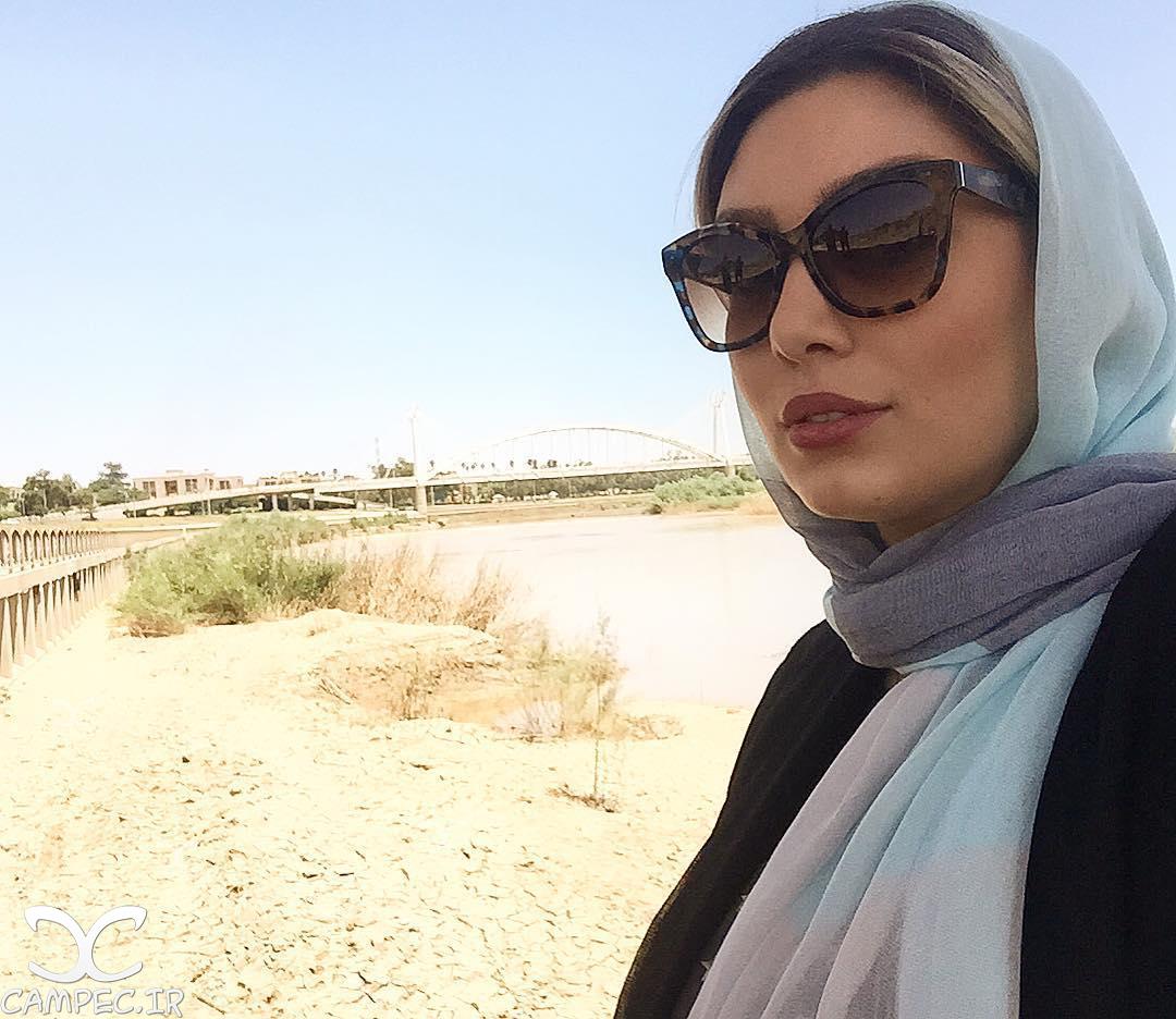 عکس جدید سحر قریشی خرداد 95