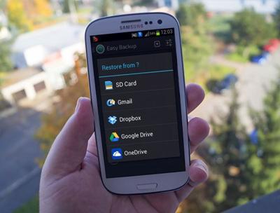 آموزش بازیابی پیامکهای حذف شده در اندروید+نرم افزار , موبایل وتبلت