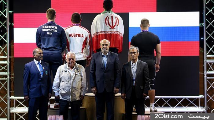 از هشدار به زبان فارسی تا نشان نازی ها در تهران