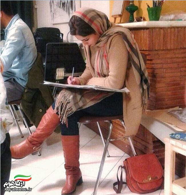 جدیدترین عکس های هستی مهدوی فر خرداد 95 , عکس بازیگران
