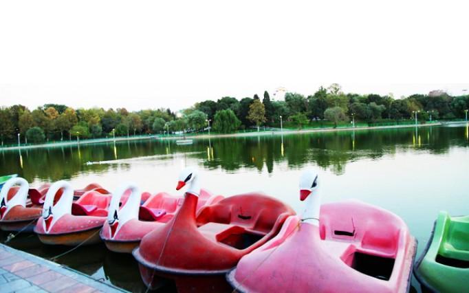 دریاچه پارک ارم