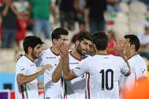 نتیجه خلاصه بازی و گلهای ایران قرقیزستان 18 خرداد 95