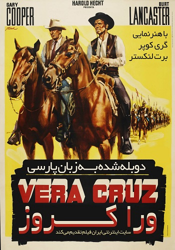 دانلود فیلم Vera Cruz دوبله فارسی