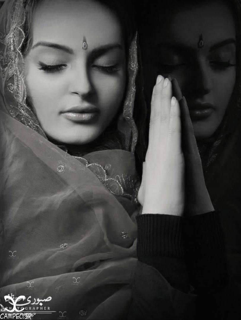 عکس آتلیه ای نیلوفر پارسا