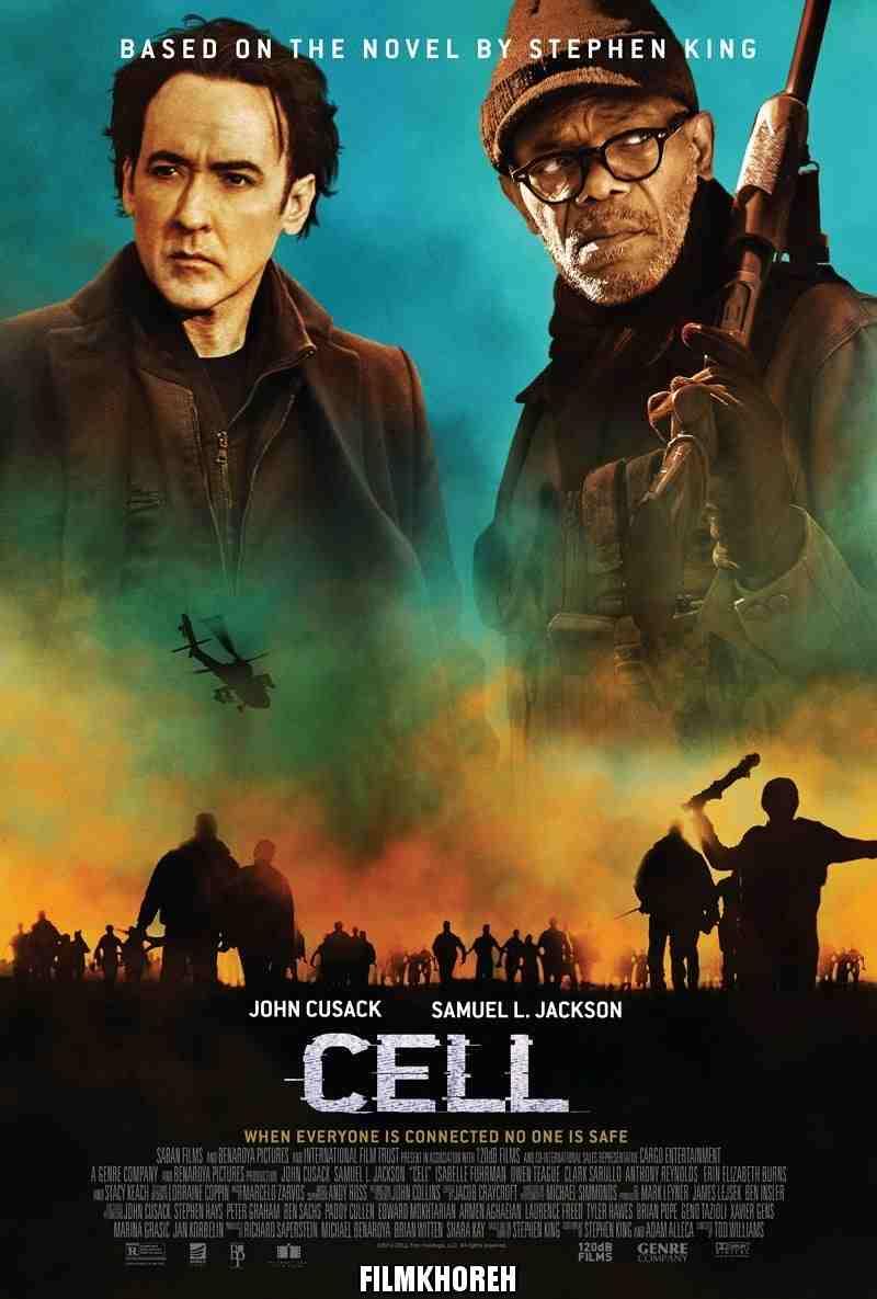 فیلم Cell 2016