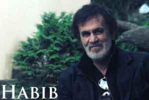 عکس همسر دوم حبیب محبیان , اخبار فرهنگ وهنر