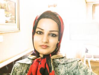مصاحبه سایت ندای حقیقت با خانم مریم سنجابی از اعضای جدا شده فرقه رجوی
