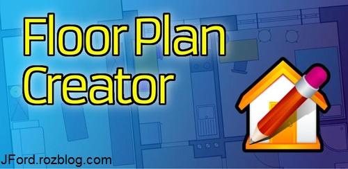 نرم افزار طراحی داخلی اندرویدFloor Plan Creator
