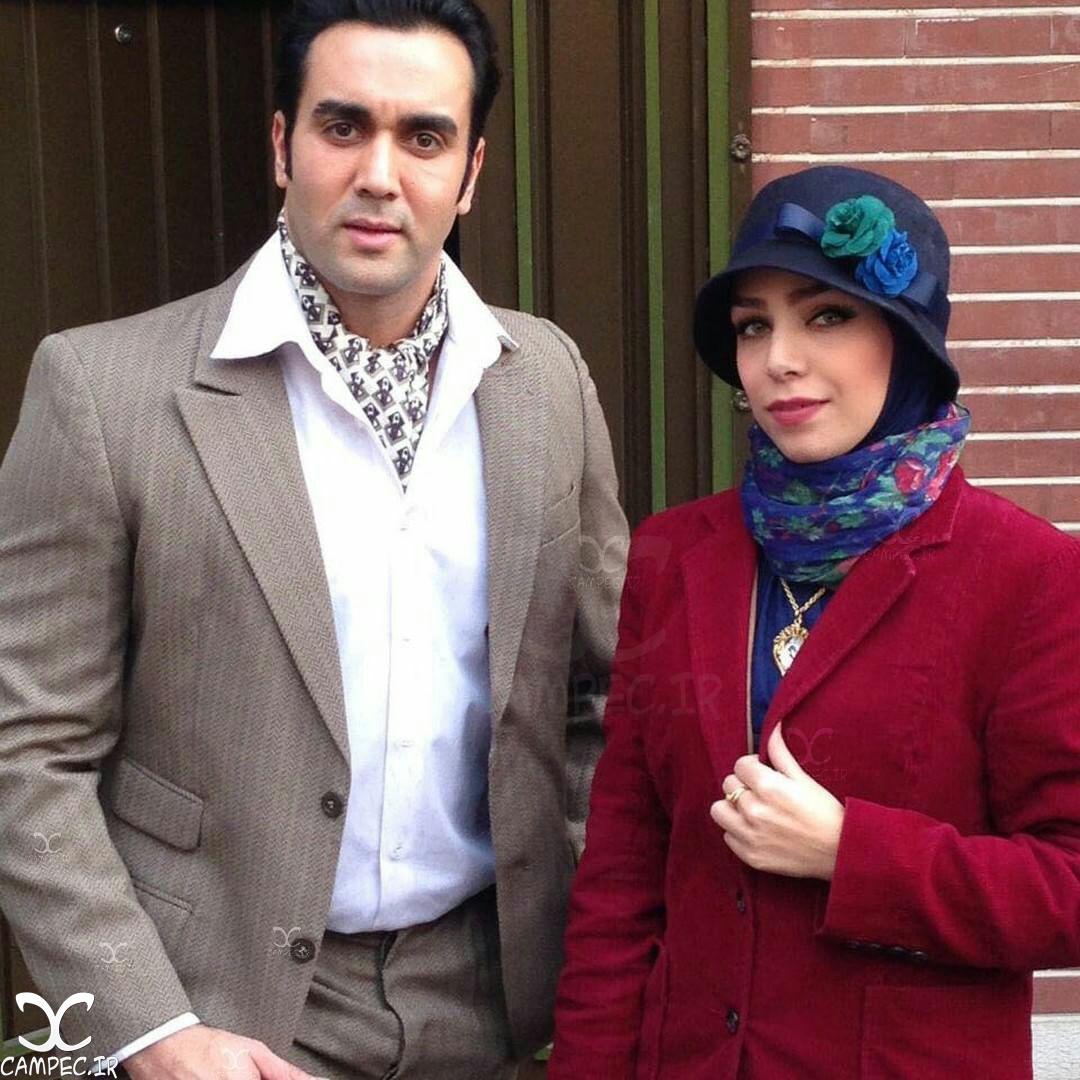 عکسهای جدید زهرا فراهانی بازیگر سریال برادر + بیوگرافی