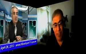 متن مصاحبه تلویزیون مردم تی وی با فرزاد فرزین فر