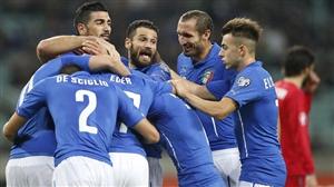 نتیجه بازی ایتالیا بلژیک 24 خرداد 95 | خلاصه  و گلها | یورو 2016