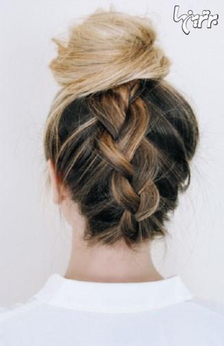 زیباترین مدل های بستن مو ، مخصوص میهمانی , آرایش و زیبایی